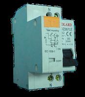 Диф. авт. выкл. SDZ267LE 1P+N 25A 100мА 4,5кА х-ка С электронный Solard