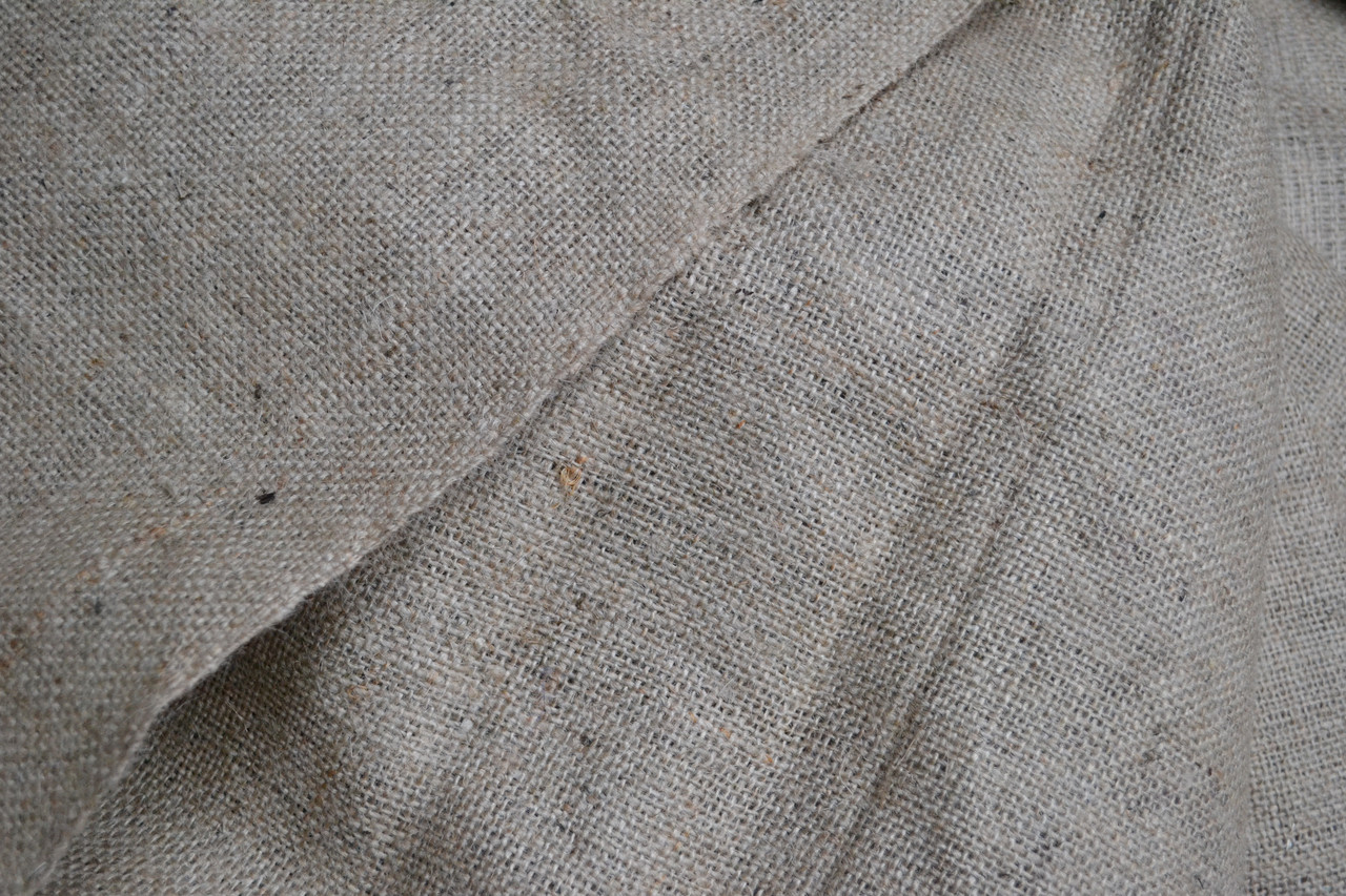 Мешковина джутовая, плотность 400 г/м.кв, фото 1