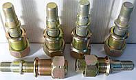 Р/к крепления колеса (левый) ГАЗ 3307,53 (3-и наименования) <ДК> Комплект 6 шт