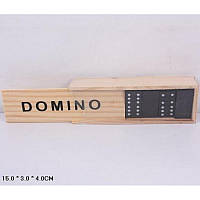 Домино в деревянном футляре B15623