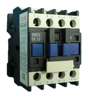 Контактор SNC1-D0910 9А 36В/АС3 1NO Solard