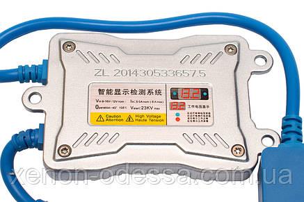 Блок быстрого розжига Digital S55 Intelligent Ballast 55W AC Slim / балласт для ксенона, фото 2