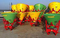 Разбрасыватели минеральных удобрений Jar-met навесные 300 л, фото 1