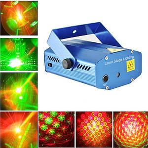 Лазерный проектор Mini Laser