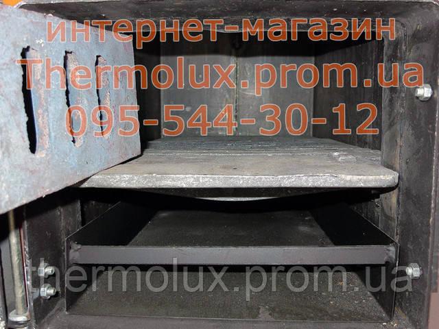 Нижняя дверца и колосниковая решетка котла Термобар КС-Т-18-1