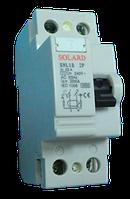 Диф.реле SNL1 E 2P 63A 30мА Solard