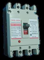 Авт. выкл. SNM1-100S/3300 3Р 125А 25кА 380В Solard