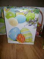 Подарочный пакет ПАСХА 26х32х12.5, фото 1