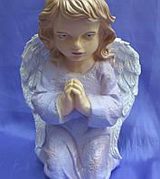 Ангел-девочка молится 45*30 цветной