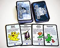 Карточная настольная игра  Звездный Манчкин-2. Войны Клоунов