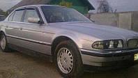 Дефлекторы окон, ветровики BMW 7 (E38) 1994-2001  / Бмв 7 (Е38) Cobra