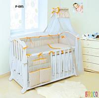 Детская постель Twins Premium P-005 Glamur