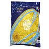 """Пастель желтый 10"""" (26 см) Gemar (упаковка 100 шт)"""