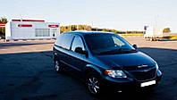 Дефлекторы окон, ветровики CHRYSLER Voyager 1995-2007 / Dodge Caravan 1995-2007  / Крайслер Вояжер Cobra