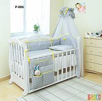 Детская постель Twins Premium P-006 Glamur