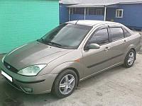 Дефлекторы окон, ветровики FORD FOCUS I 1998-2004  / Форд Фокус Cobra