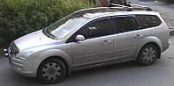 Дефлекторы окон, ветровики FORD FOCUS II wagon 2004  / Форд Фокус Cobra