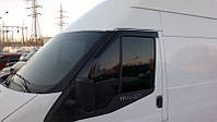 Дефлекторы окон, ветровики FORD Transit Bus 2000-2005; 2006  / Форд Транзит Cobra