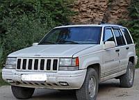 Дефлекторы окон, ветровики JEEP Grand Cherokee 1 1991-1999  / Джип Гранд Чероки Cobra