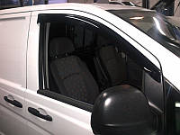 Дефлекторы окон, ветровики Mercedes Benz Vito (W639) 2002  / Мерседес Бенц Вито Cobra