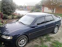 Дефлекторы окон, ветровики OPEL Vectra B 1996-2002  / Опель Вектра В Cobra