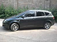 Дефлекторы окон, ветровики SEAT Altea 2004, Altea XL 2006, Altea Freetrack 2007  / Сеат Альтеа Cobra