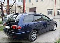 Дефлекторы окон, ветровики TOYOTA Caldina (T21) 1997-2002  / Тойота Калдина Cobra