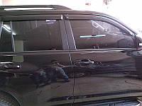 Дефлекторы окон, ветровики TOYOTA Land Cruiser Prado 150 2009/Lexus GX (URJ150) 2009  / Тойота Ленд Крузер Cobra