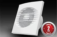 Вентилятор бытовой DOSPEL ZEFIR d=100 WP  з вимикачем