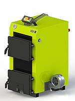 Твердотопливный котел Kotlant КЭ-14 Эко, с электронной автоматикой и вентилятором.