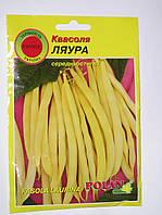 Семена фасоль спаржевая кустовая Ляура 20 грамм POLAN