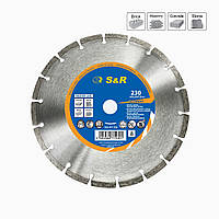 Алмазный диск S&R 252471350, 350 мм, по бетону, MEISTER
