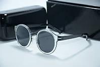 Солнцезащитные очки Armani  с черными линзами
