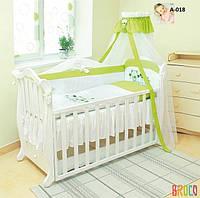 Детская постель  Twins Evolution A-018 Лето 7 эл