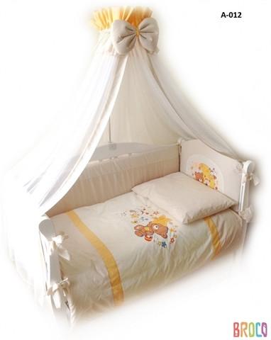 Детская постель Twins Evolution A-012 Мишки на луне - Интернет-магазин детских колясок Verdi, Broco, Roan в Киеве