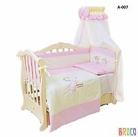 Детская постель Twins Evolution A-007 Ангелочки