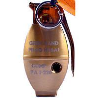 Зажигалка газовая Граната №4457-2, зажигалки, сувенирные подарки, зажигалка граната, оригинальные зажигалки