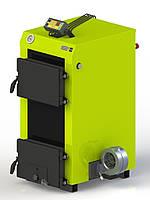Твердотопливный котел Kotlant КЭ-17 Эко, с электронной автоматикой и вентилятором.