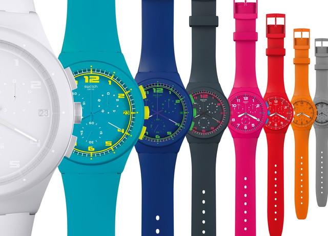 Ремешки для часов Swatch