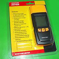 Цифровой влагомер древесины GM610, измеритель влажности