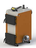 Твердотопливный котел Kotlant КГ 15 с электронной автоматикой и вентилятором.