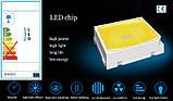 Светодиодный потолочный светильник LED Panel кристалл 80 см пульт ДУ, фото 8
