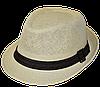 Шляпа челентанка солома