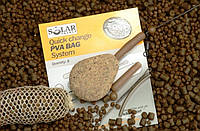 Solar Клипса для ПВА QUICK CHANGE PVA BAG SYSTEM LAKEBED BROWN
