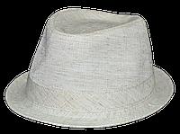 Шляпа челентанка лен флорес