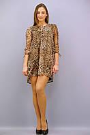 Камея. Молодежные платья. Леопард.(Р).