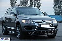 Volkswagen Touareg Кенгурятник WT003 Special