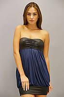 Рикки. Молодёжные платья. Синий.(Р).
