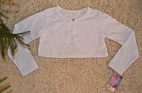 Трикотажный пиджак  для девочек Dr Moda Италия  2-12  лет