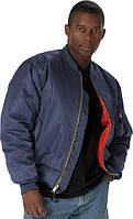 Куртка Ultra Force™ MA-1 Flight Jacket - Navy Blue